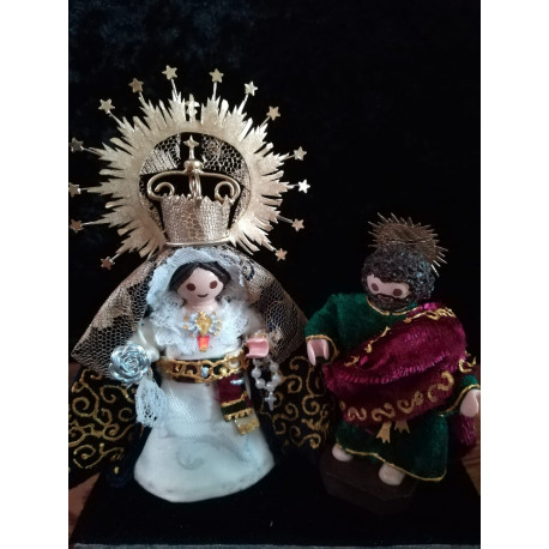 María Stma. de los Dolores y San Juan Evangelista