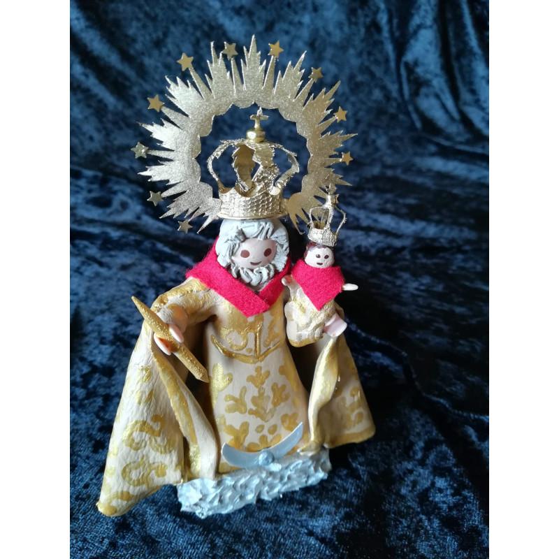 Virgen de Nieva