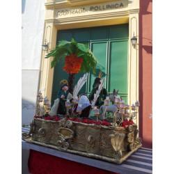 Ntro.Padre Jesús en su Entrada en Jerusalén (pollinica Málaga)