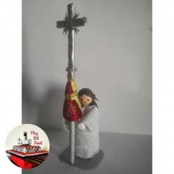 Cruz parroquial de Ntra Sra del Gran Poder